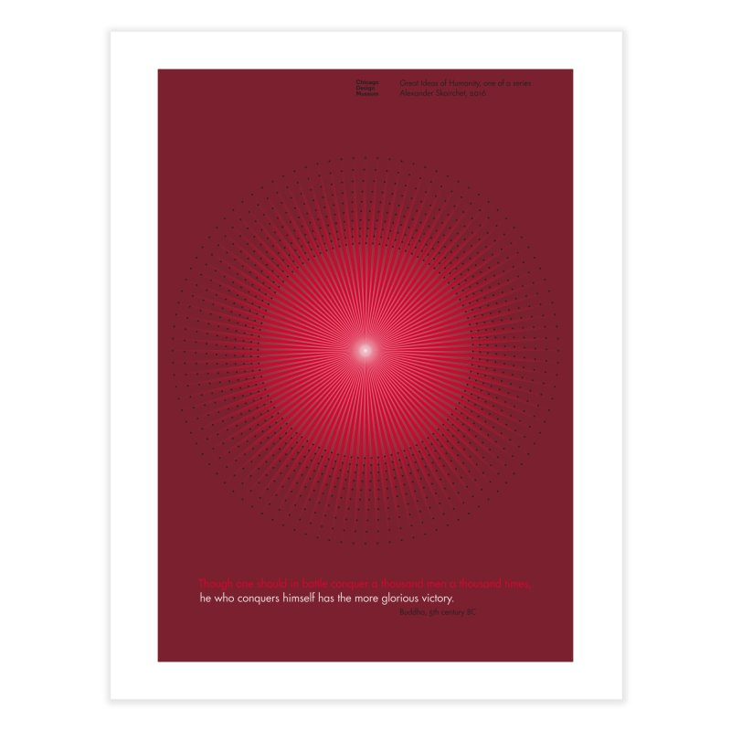 Alexander Skoirchet + Buddha   by Chicago Design Museum