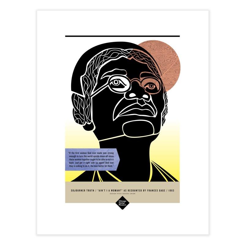 Margot Harrington + Sojourner Truth   by Chicago Design Museum