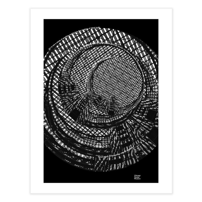 Cocu Liu + George Sand   by Chicago Design Museum