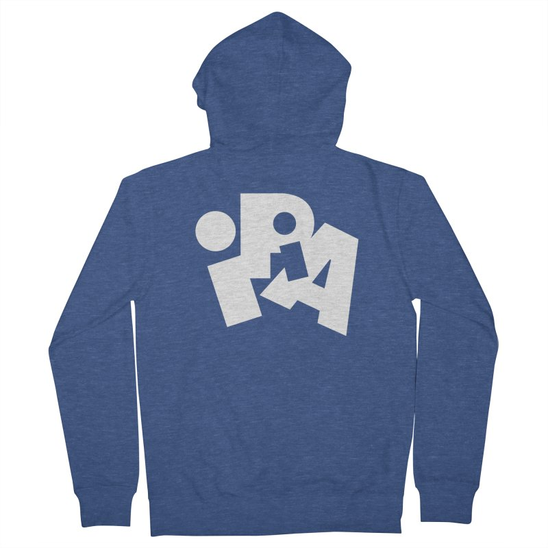 Imperial IPA by Matthew Terdich Women's Zip-Up Hoody by Chicago Design Museum