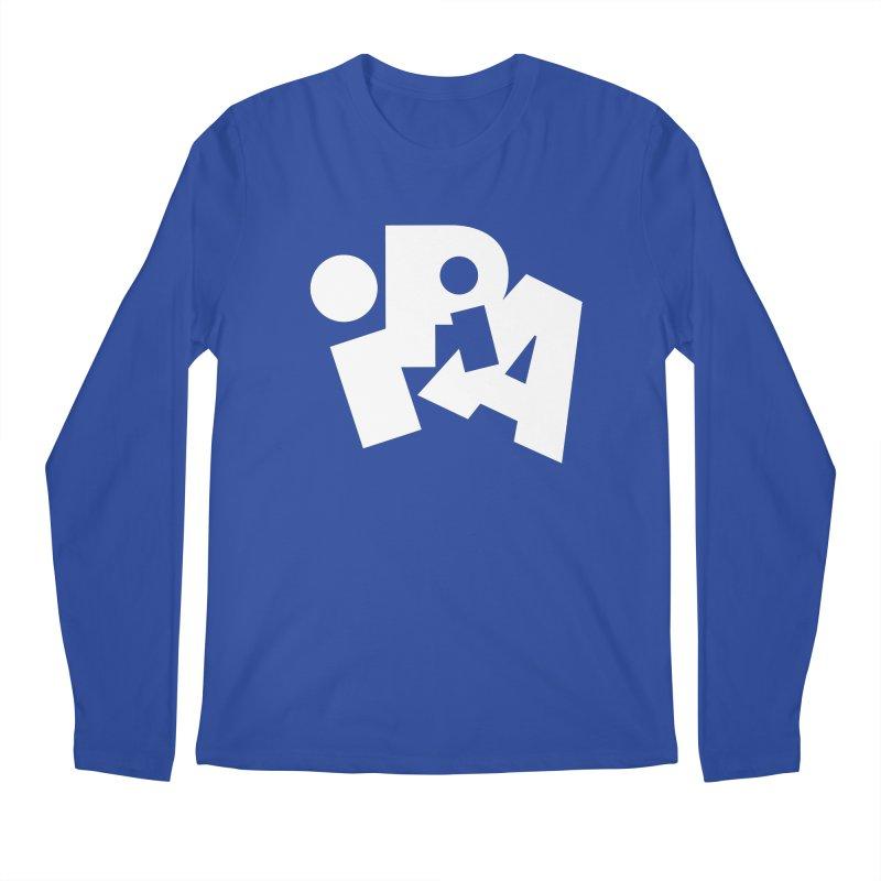 Imperial IPA by Matthew Terdich Men's Longsleeve T-Shirt by Chicago Design Museum