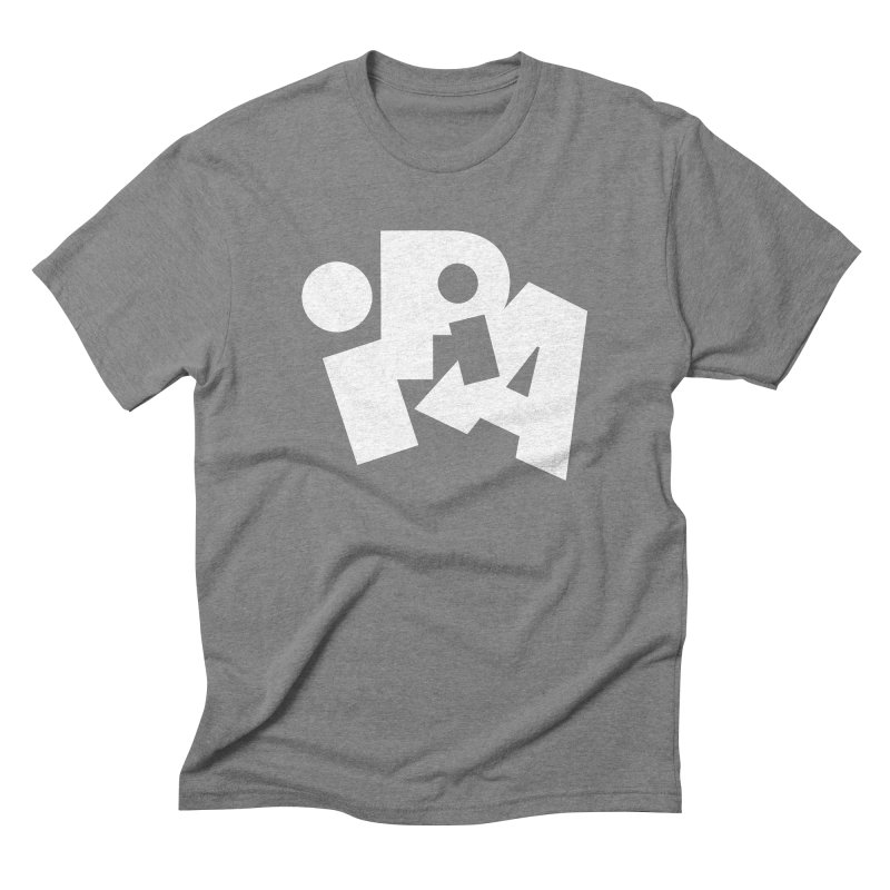 Imperial IPA by Matthew Terdich Men's Triblend T-Shirt by Chicago Design Museum