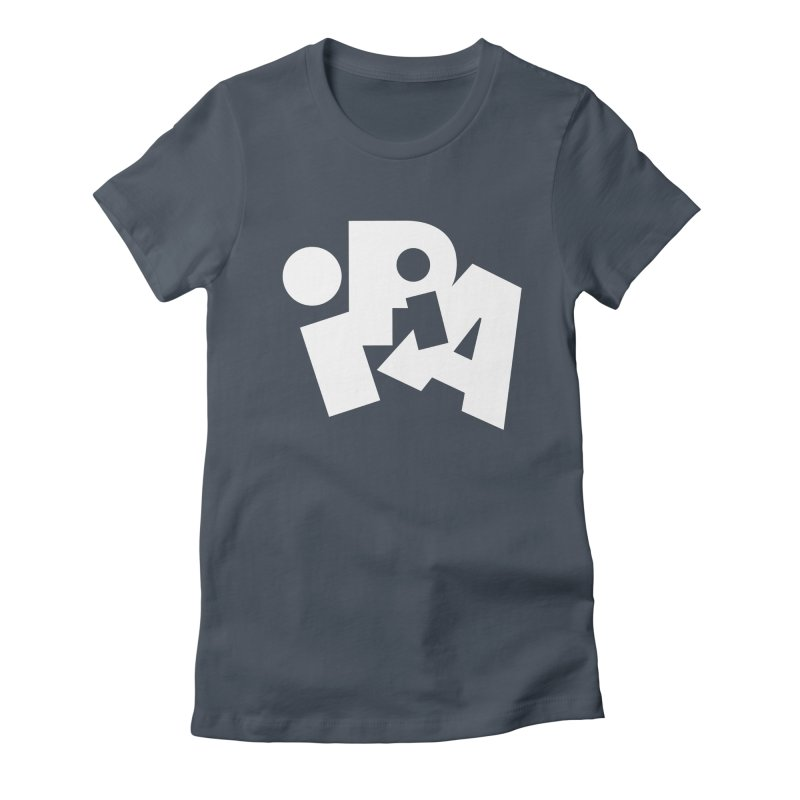 Imperial IPA by Matthew Terdich Women's Fitted T-Shirt by Chicago Design Museum