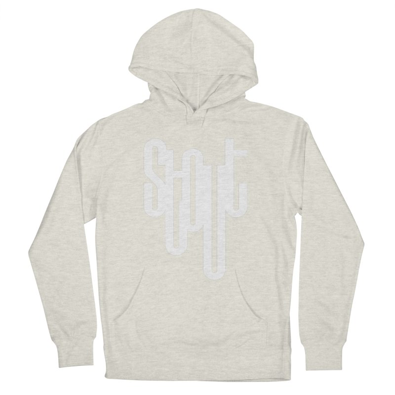 Stout by Matthew Terdich Men's Pullover Hoody by Chicago Design Museum