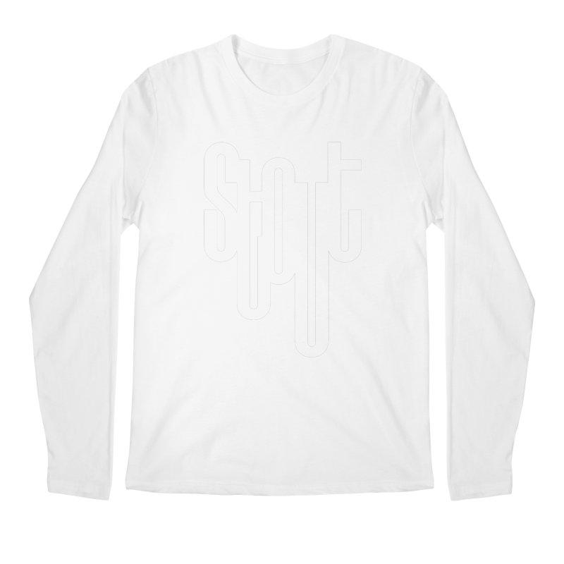 Stout by Matthew Terdich Men's Longsleeve T-Shirt by Chicago Design Museum