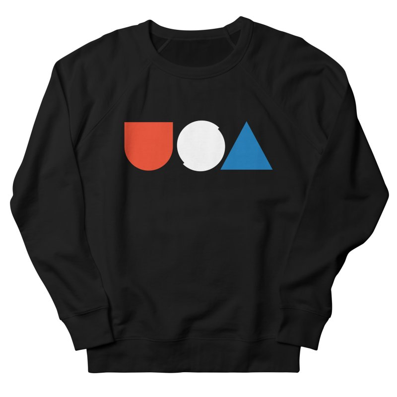 USA by Tanner Woodford Men's Sweatshirt by Chicago Design Museum
