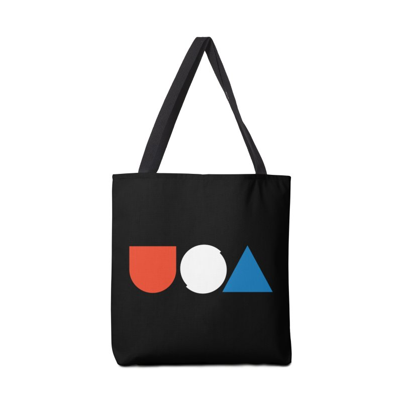 USA by Tanner Woodford Accessories Bag by Chicago Design Museum