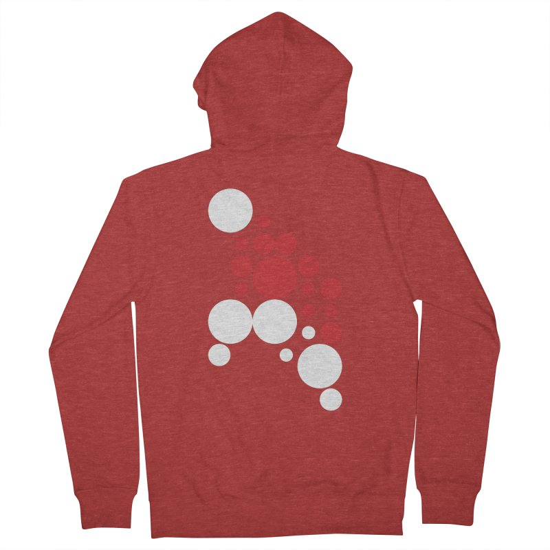 Ho Ho Ho Women's Zip-Up Hoody by Chicago Design Museum