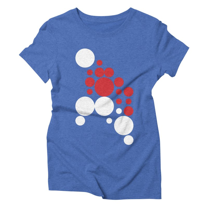 Ho Ho Ho Women's Triblend T-Shirt by Chicago Design Museum