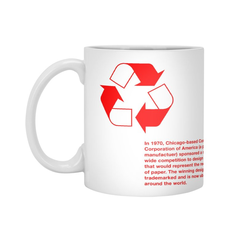 Earth Day Valentine Accessories Mug by Chicago Design Museum
