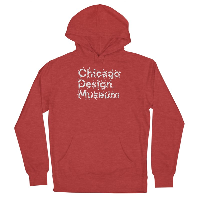 Pixel Play Men's Pullover Hoody by Chicago Design Museum