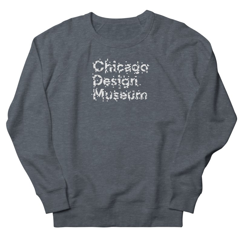 Pixel Play Men's Sweatshirt by Chicago Design Museum