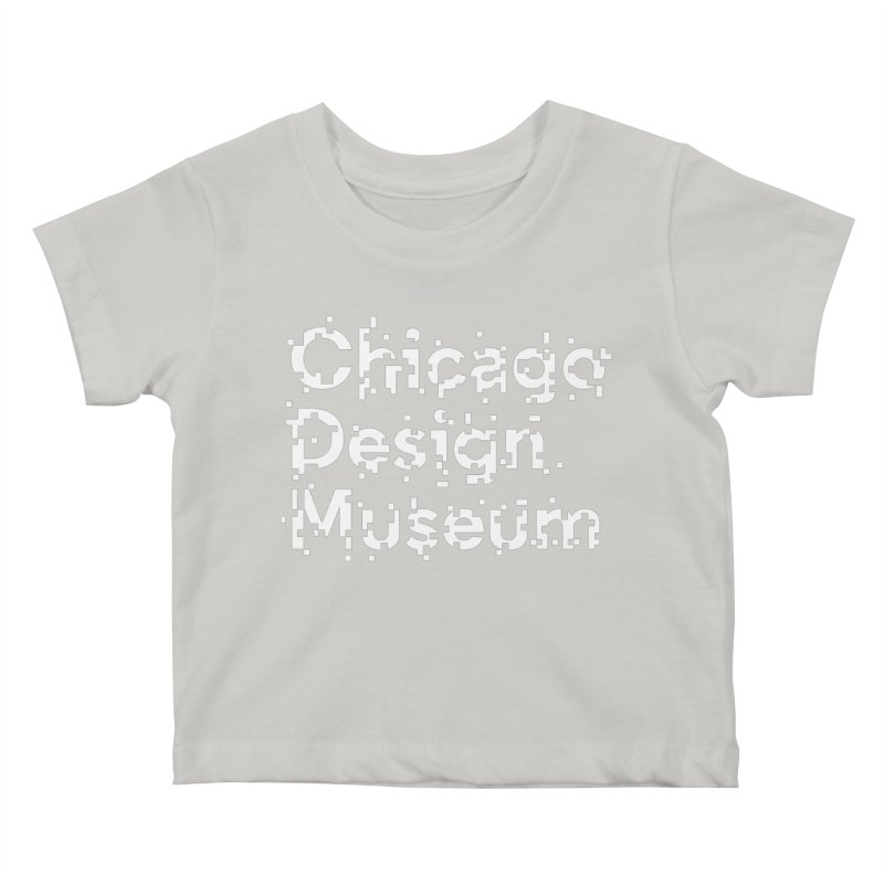 Pixel Play Kids Baby T-Shirt by Chicago Design Museum