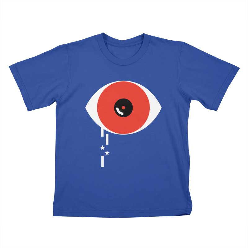 Great Ideas by Matthew Terdich Kids T-shirt by Chicago Design Museum