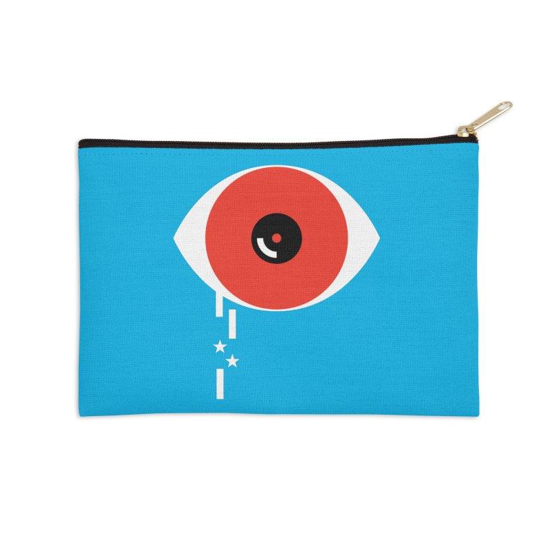 Great Ideas by Matthew Terdich Accessories Zip Pouch by Chicago Design Museum