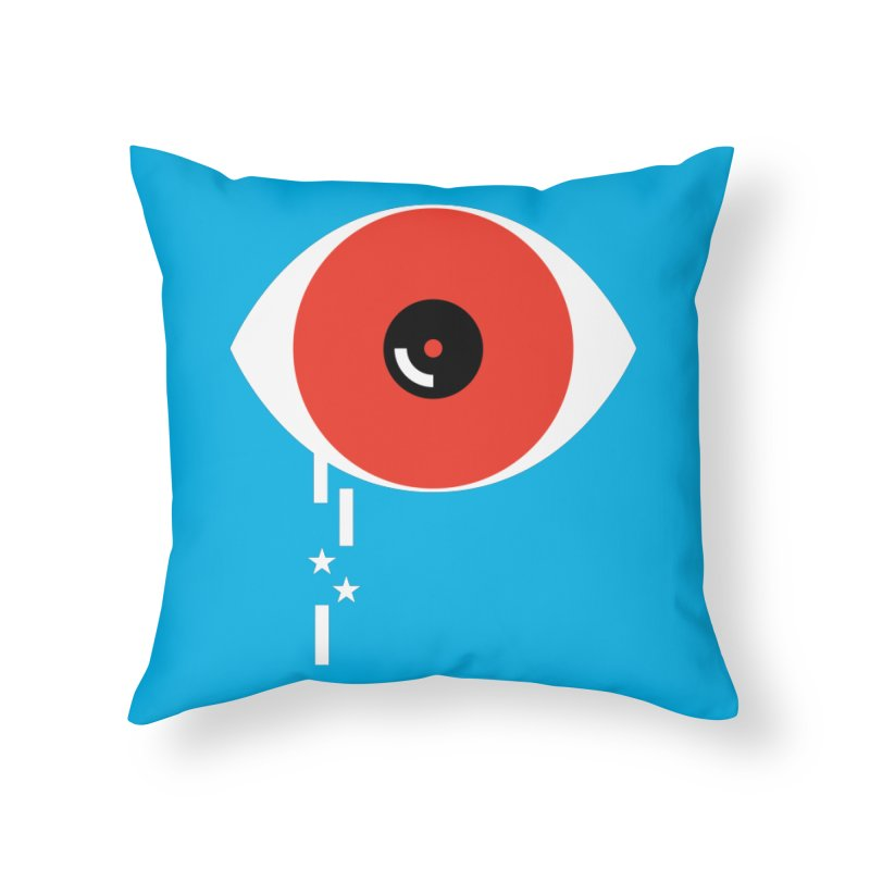 Great Ideas by Matthew Terdich Home Throw Pillow by Chicago Design Museum