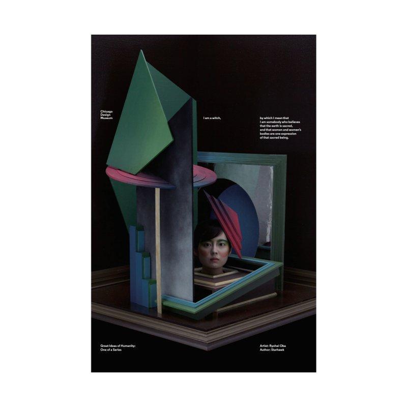 Ryohei Oba on Starhawk by Chicago Design Museum