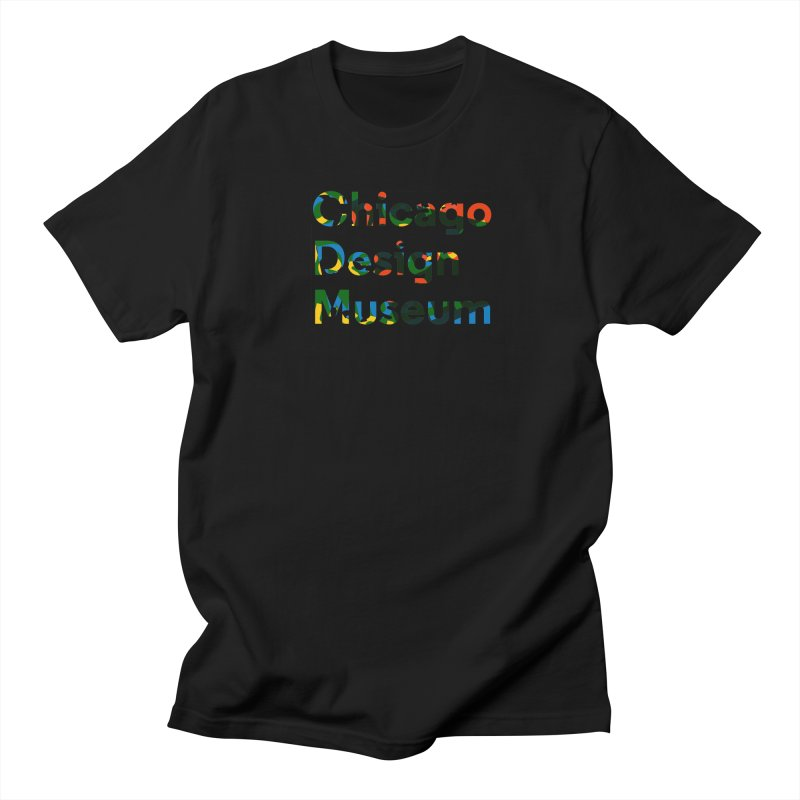 Color Play Men's T-Shirt by Chicago Design Museum