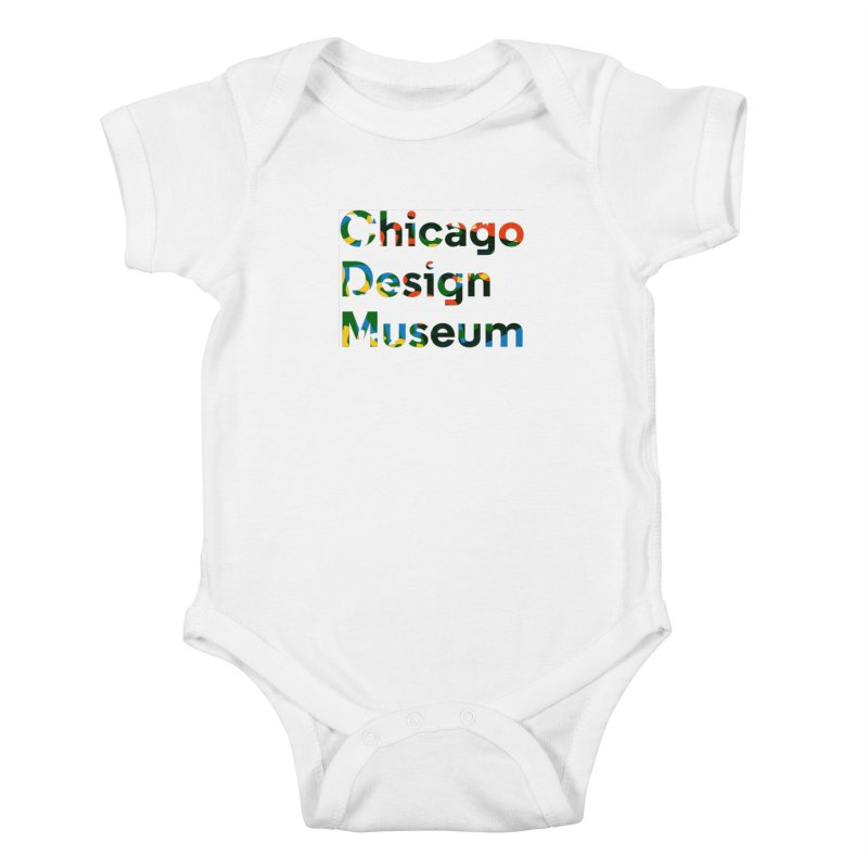 Color Play Kids Baby Bodysuit by Chicago Design Museum