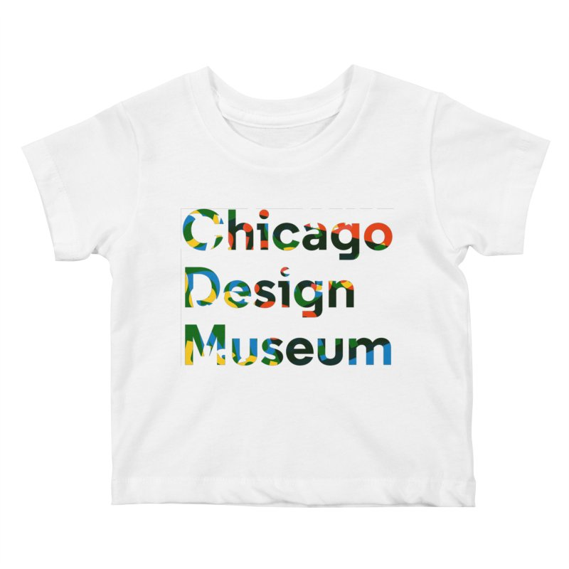 Color Play Kids Baby T-Shirt by Chicago Design Museum
