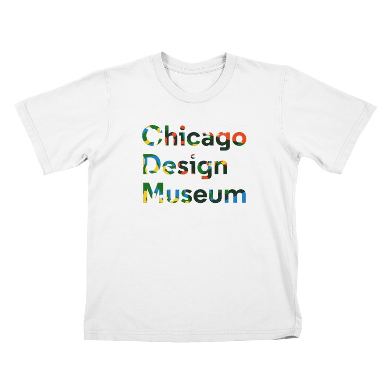 Color Play Kids T-Shirt by Chicago Design Museum