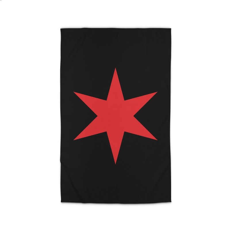 The Chicago Star by Wallace Rice Home Rug by Design Museum of Chicago