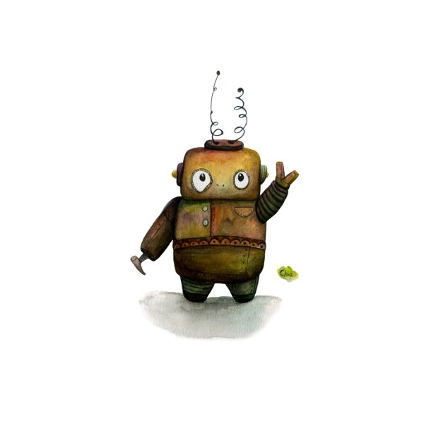 image for Rusty Robot