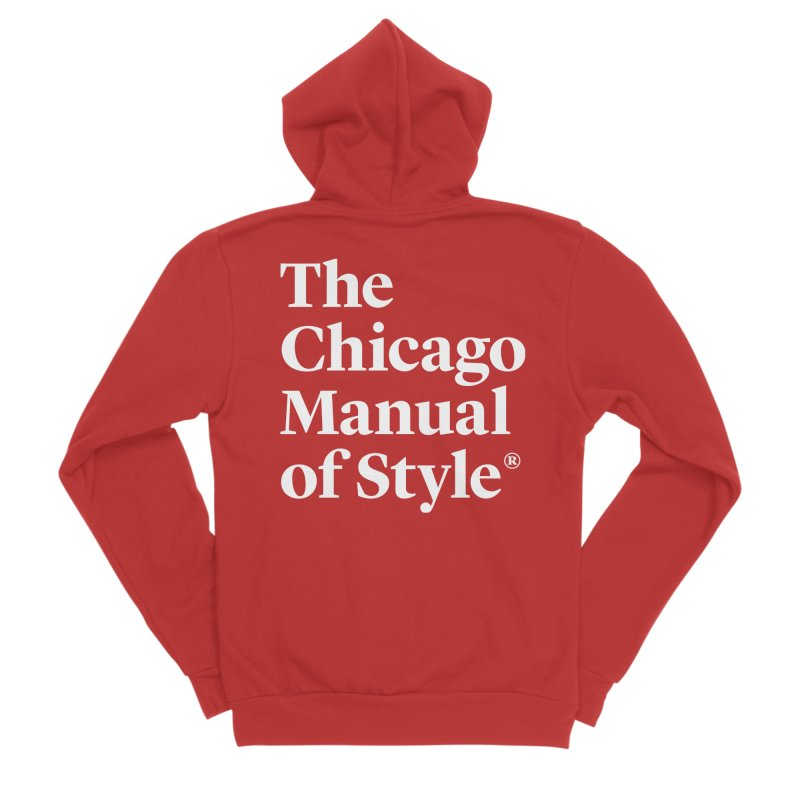 Men None by Chicago Manual of Style