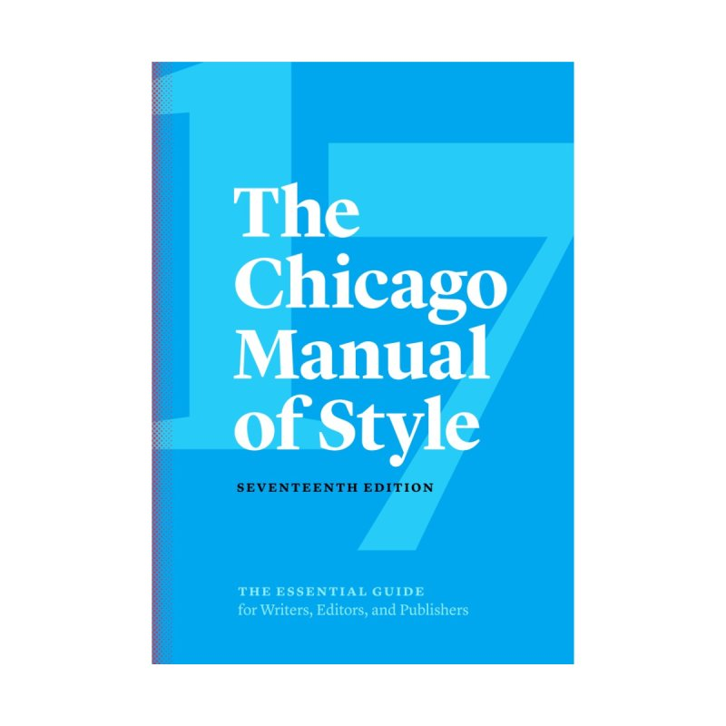 Chicago Manual Book Jacket, Accessories Accessories Zip Pouch by Chicago Manual of Style