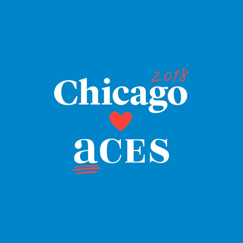 Chicago Hearts ACES 2018, Red + White by Chicago Manual of Style