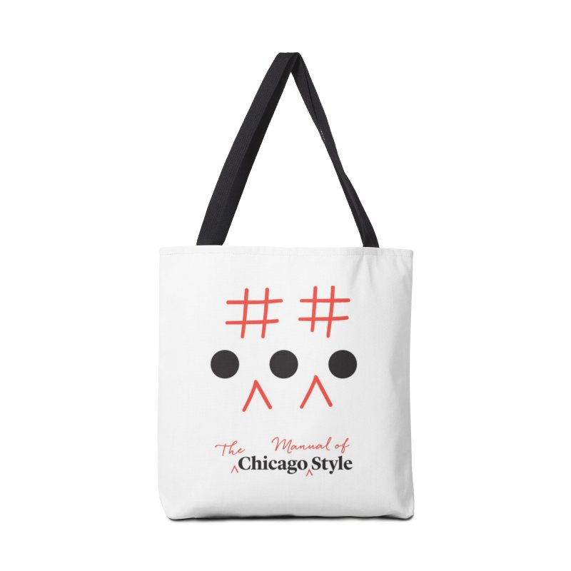 Ellipses for accessories Accessories Tote Bag Bag by Chicago Manual of Style