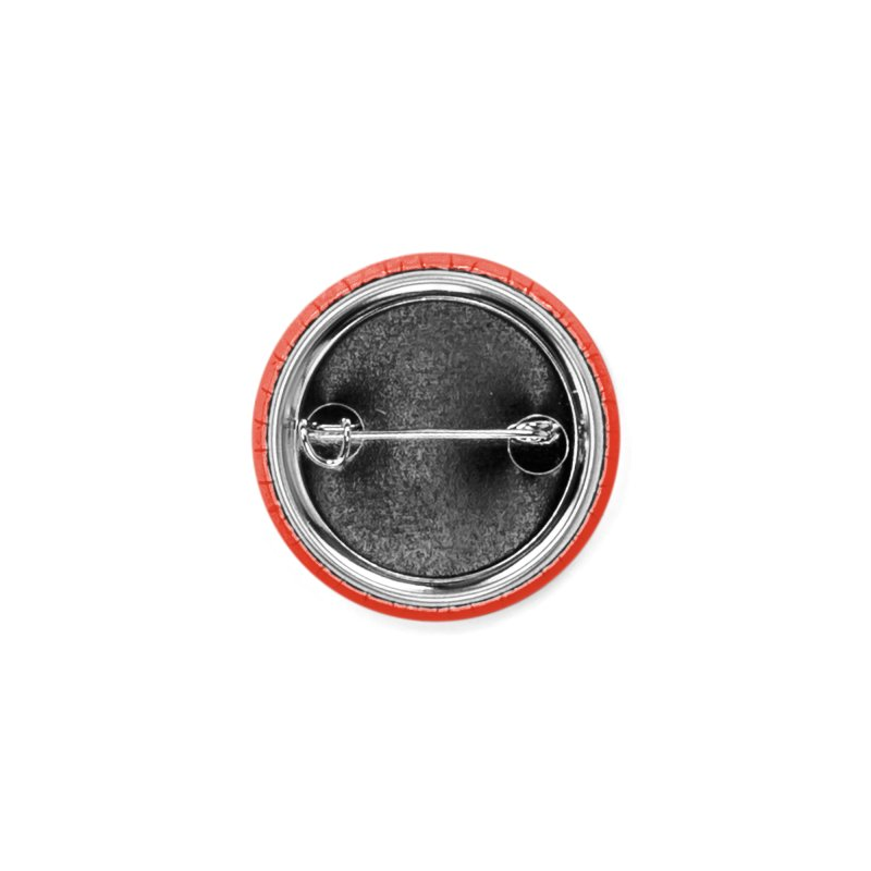 The Chicago Manual of Style, White Logo Accessories Button by Chicago Manual of Style