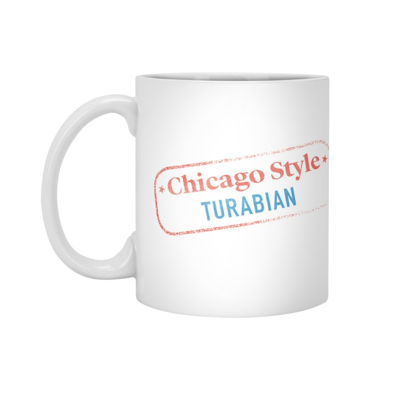Chicago-Style Stamp of Approval Accessories Standard Mug by Chicago Manual of Style