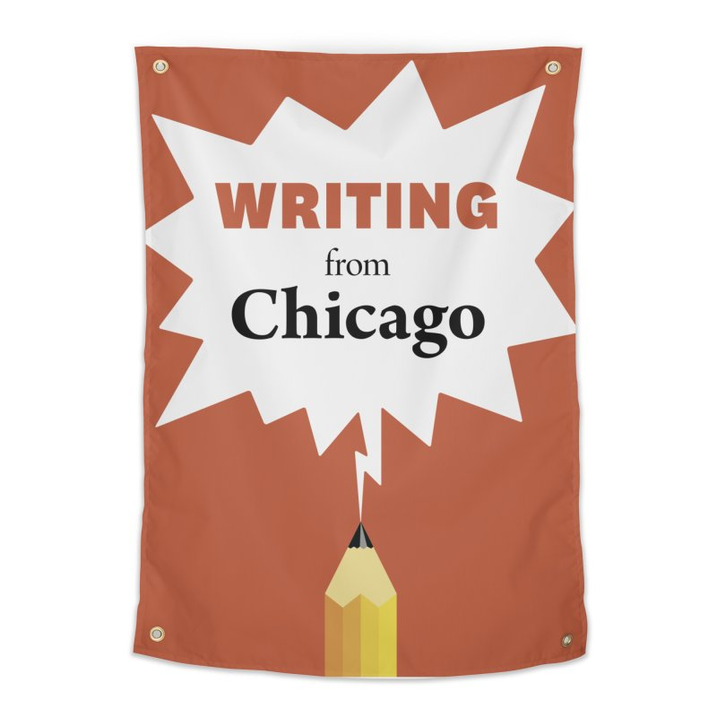 Writing from Chicago Home Tapestry by Chicago Manual of Style
