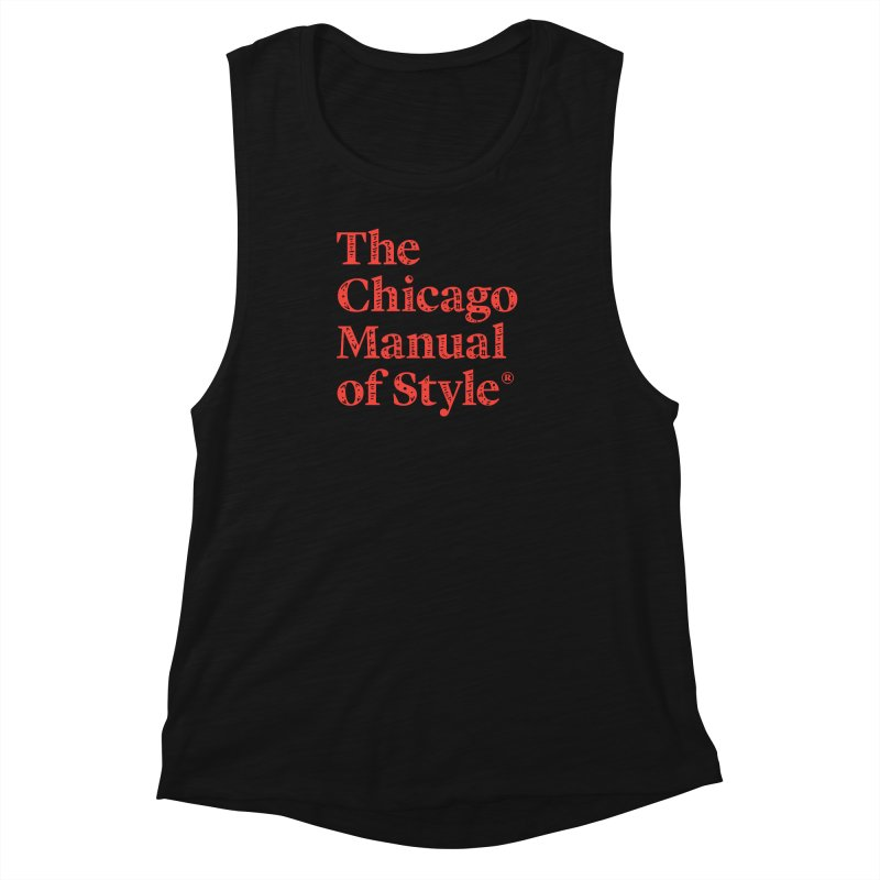 Women's None by Chicago Manual of Style