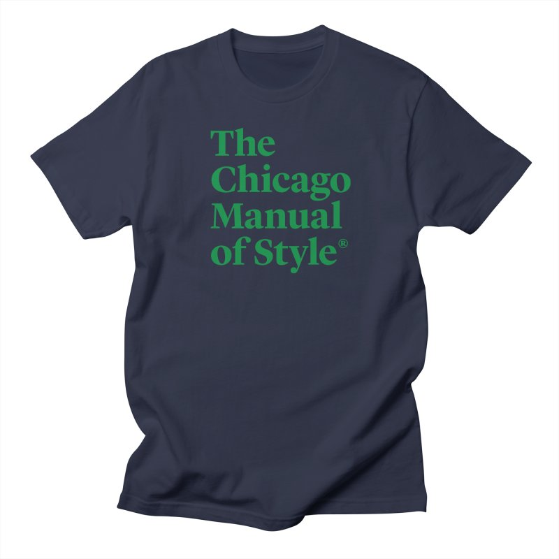 Irish Eyes Are Smiling Men's Regular T-Shirt by Chicago Manual of Style