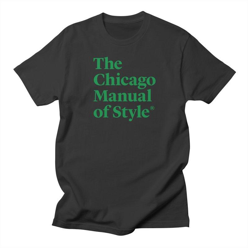 Irish Eyes Are Smiling Women's Regular Unisex T-Shirt by Chicago Manual of Style