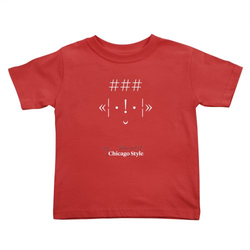 T-Shirts-For-Toddlers-Regular-And-Long-Sleeved