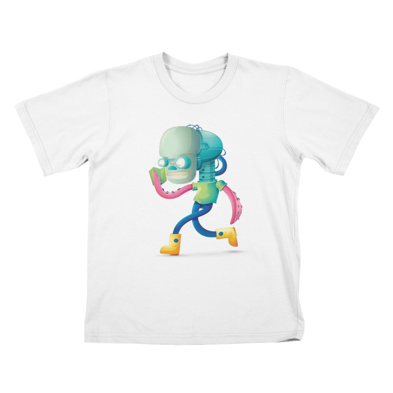 Alien Kids T-Shirt by Chiclobite!