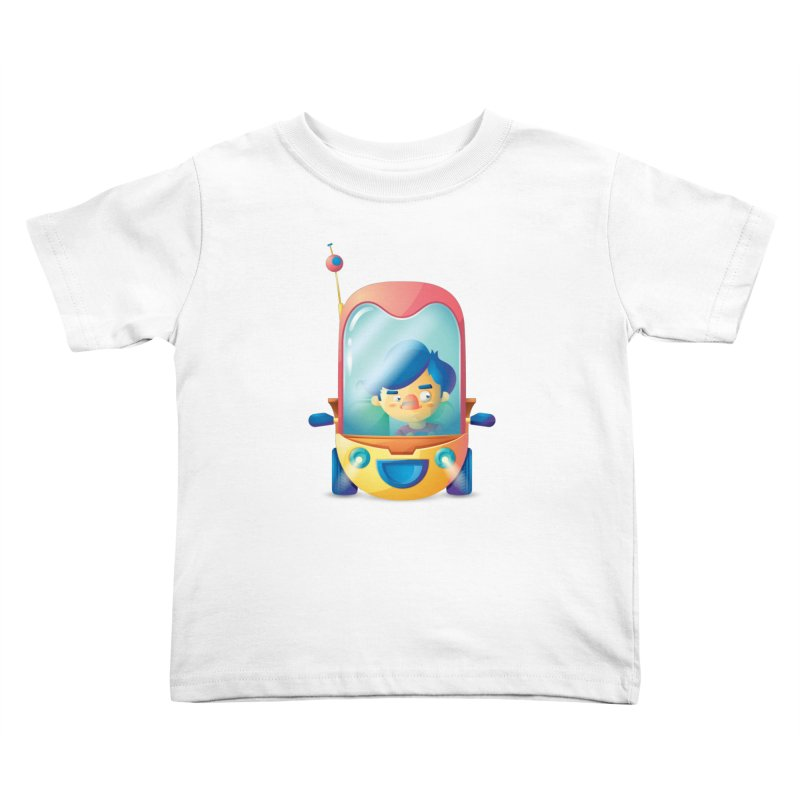 Car Kids Toddler T-Shirt by Chiclobite!