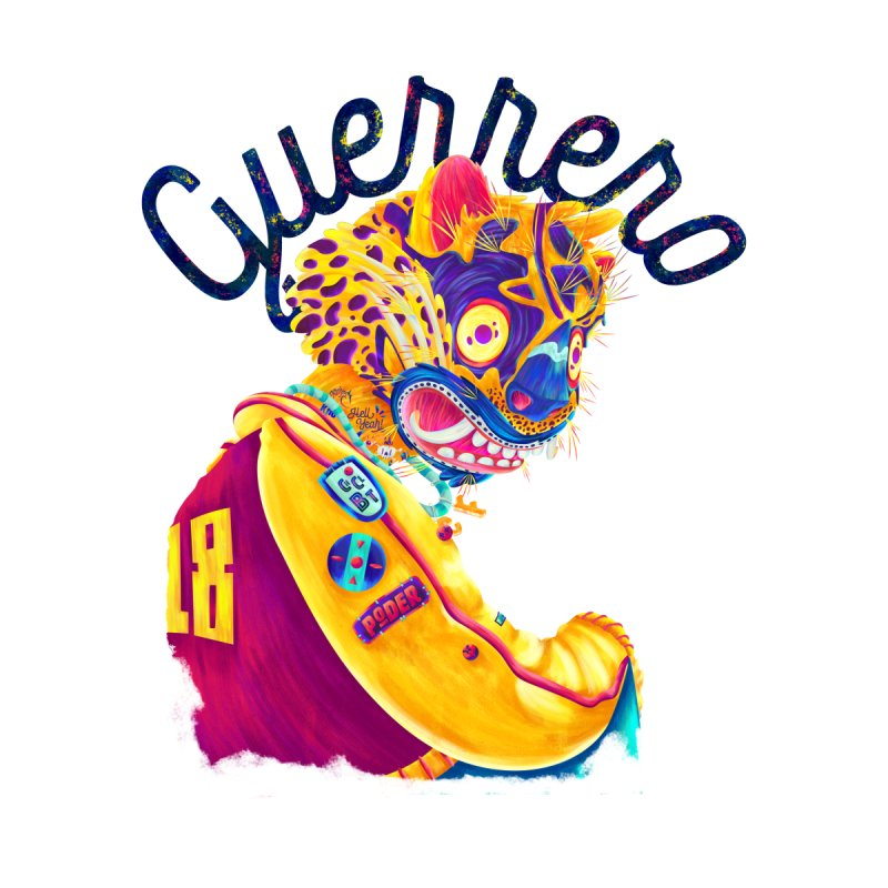Jaguar Guerrero by Chiclobite!