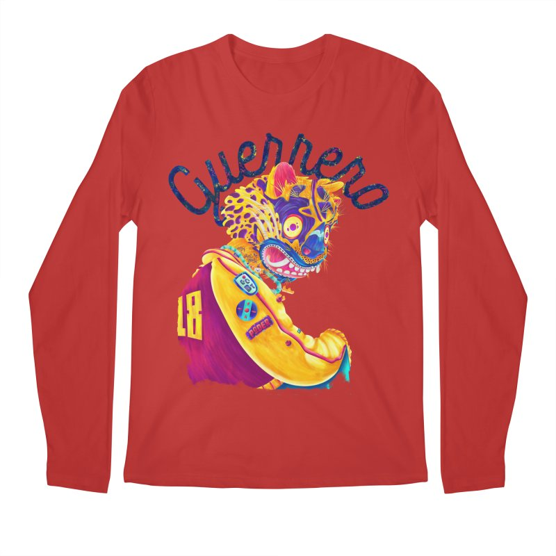 Jaguar Guerrero Men's Regular Longsleeve T-Shirt by Chiclobite!