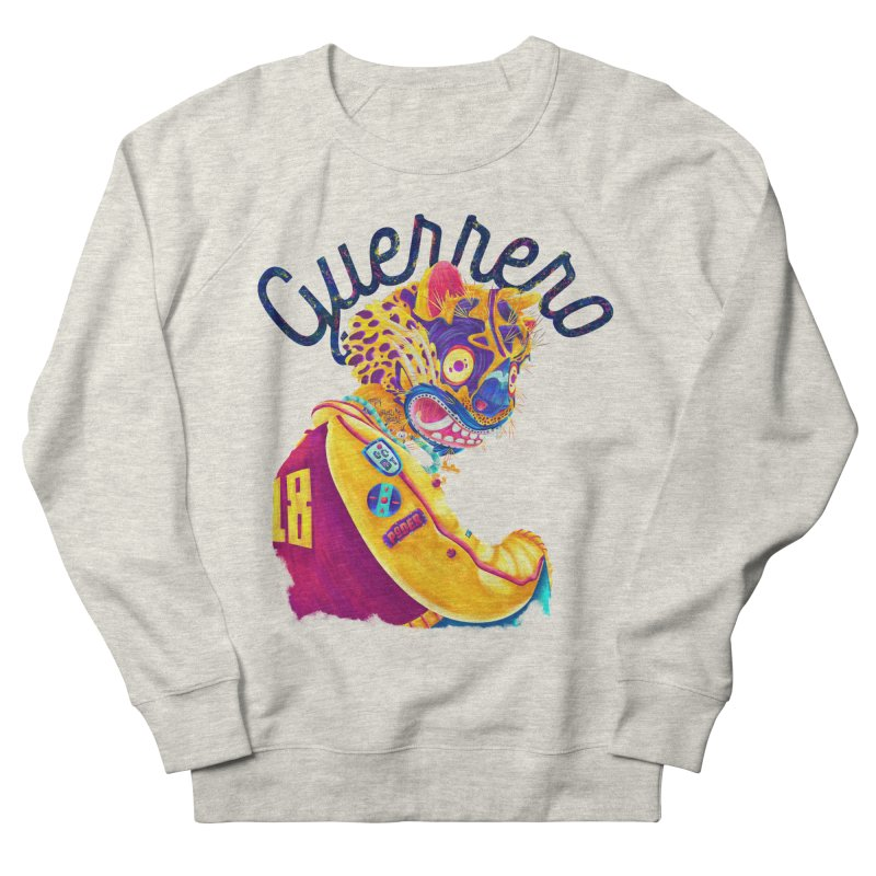Jaguar Guerrero Men's Sweatshirt by Chiclobite!