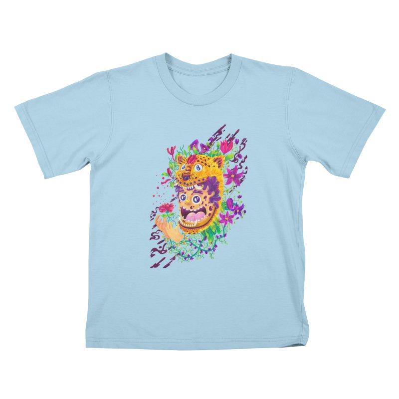 Mask 02 Kids T-Shirt by Chiclobite!