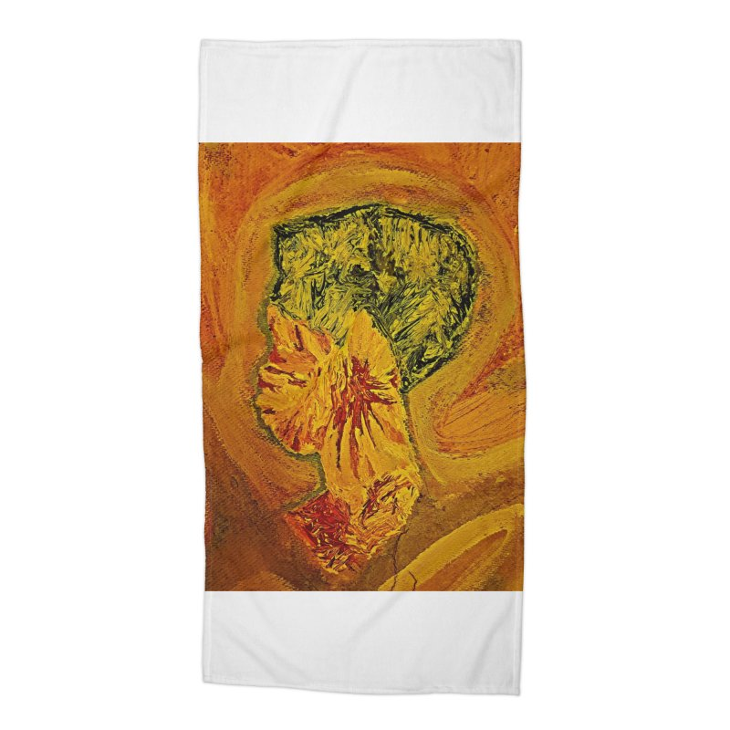 Girl Culture Accessories Beach Towel by Symbols of Communicatios