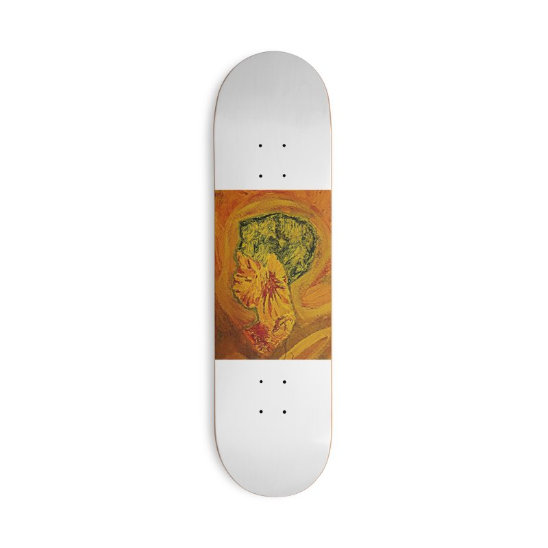 Girl Culture Accessories Skateboard by Symbols of Communicatios