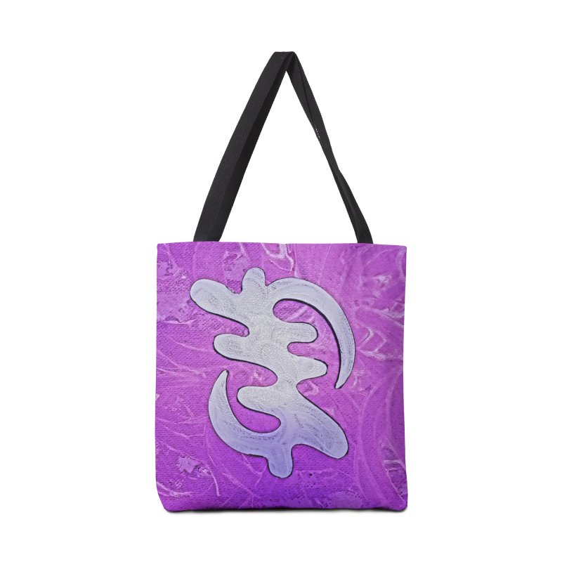 By his Grace Accessories Bag by Symbols of Communicatios