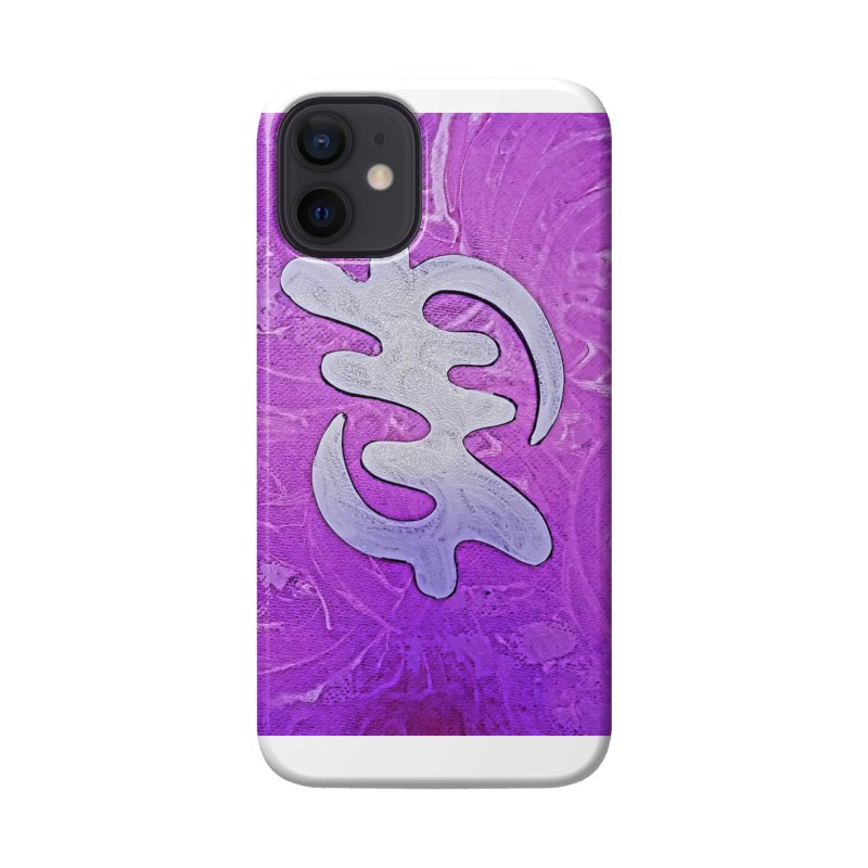 By his Grace Accessories Phone Case by Symbols of Communicatios