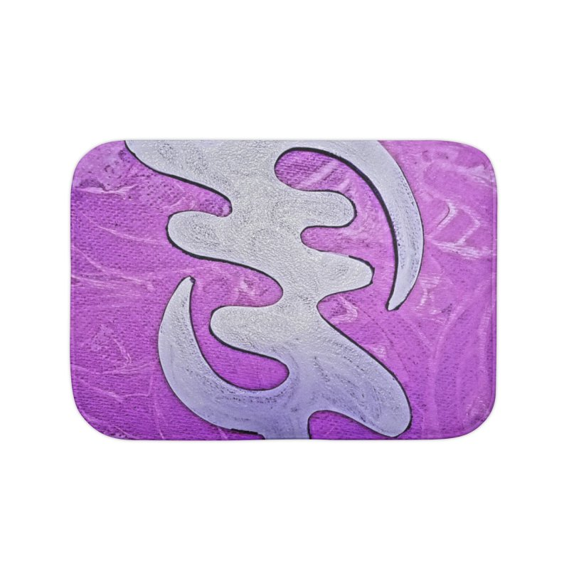 By his Grace Home Bath Mat by Symbols of Communicatios