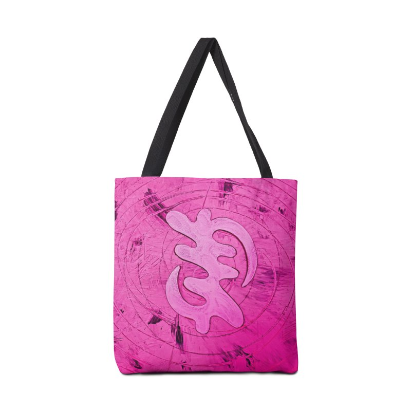 The King of Love Accessories Bag by Symbols of Communicatios